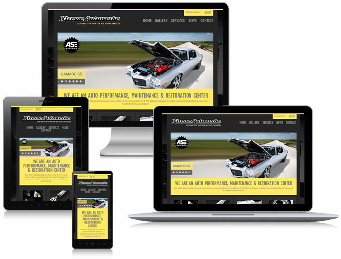 xtremeautowerke responsive